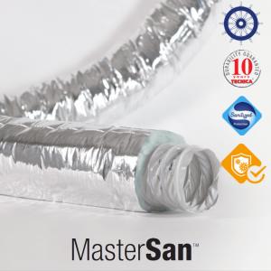 Tubi flessibili MasterSan per impianti di condizionamento