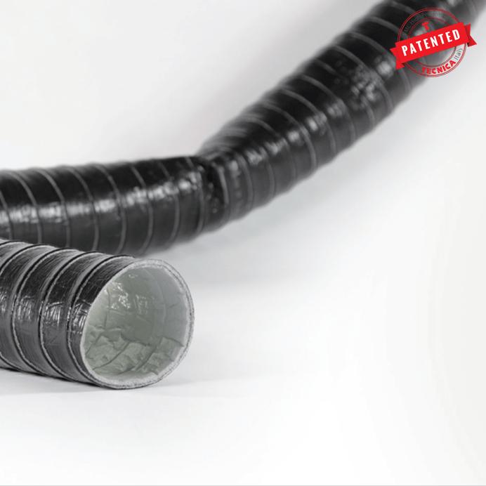 tubo flessibile guiana per impianti condizionamento