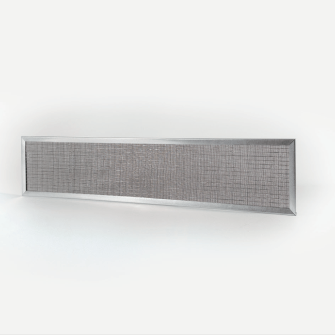 cella filtrante metallica per impianti