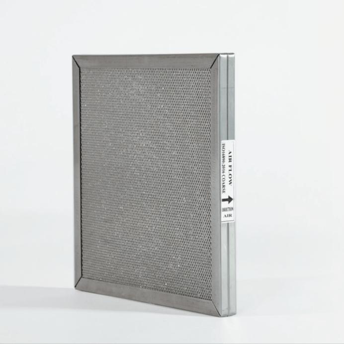 cella filtrante metallica per impianti industriali