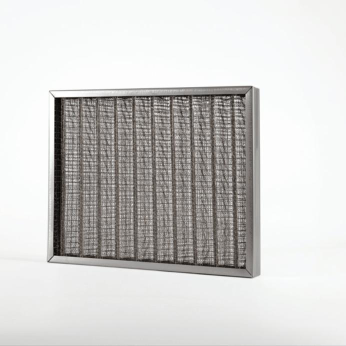 cella filtrante metallica