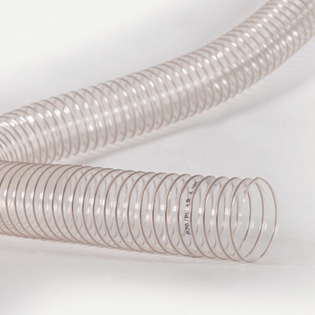 tubo per aspirazione impianti industriali aria